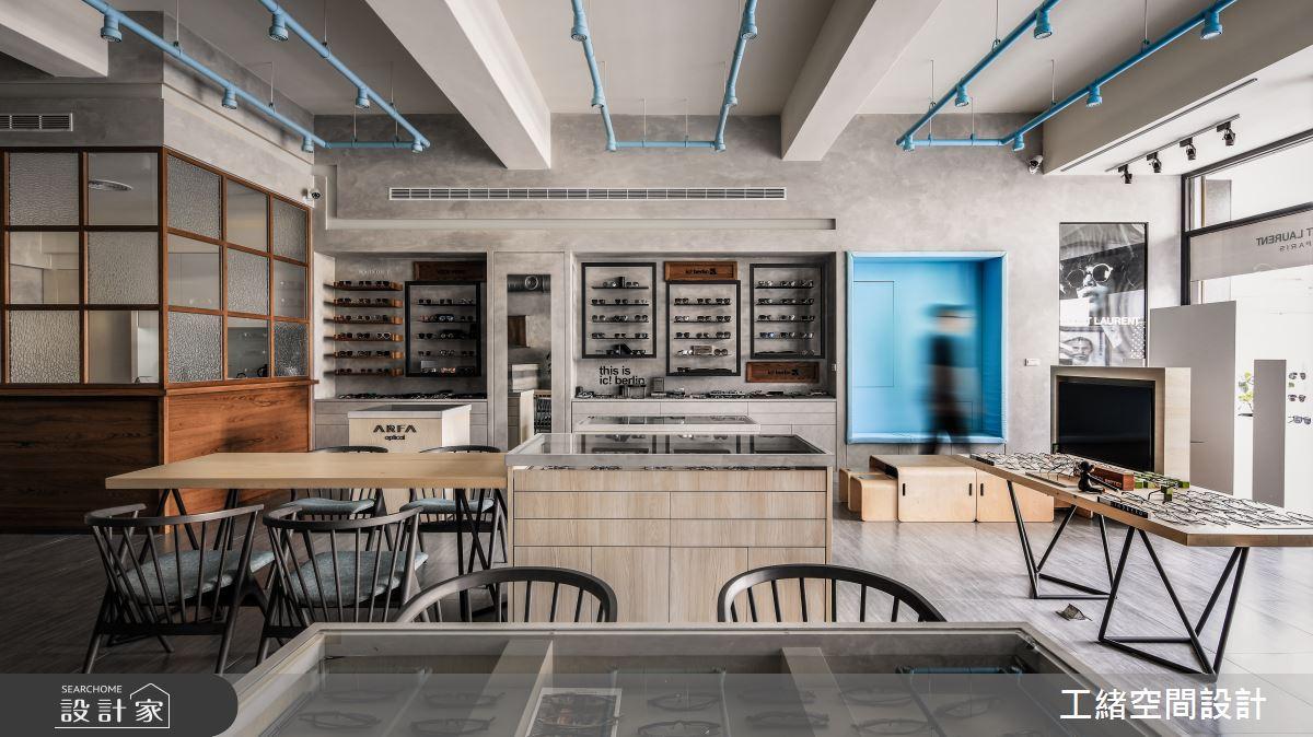 35坪新成屋(5年以下)_輕工業風商業空間案例圖片_工緒空間設計_工緒_06之4