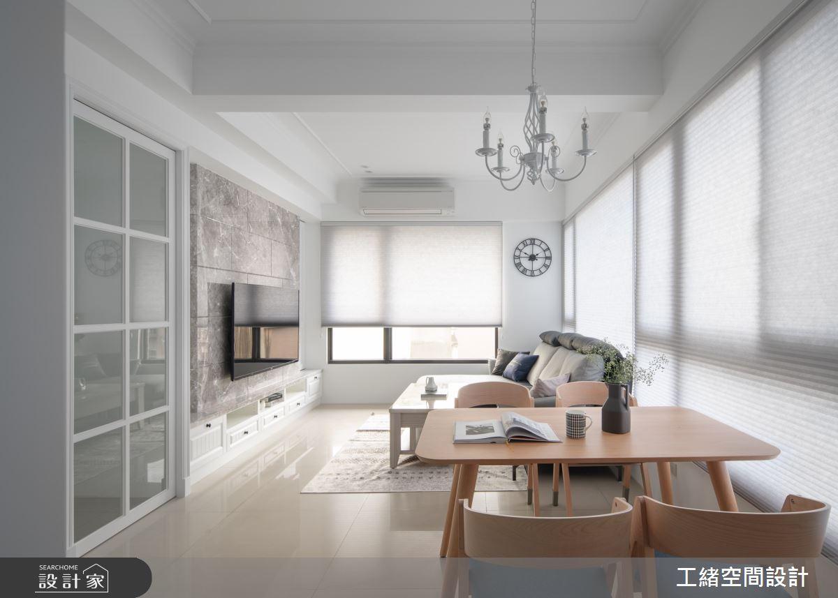 25坪新成屋(5年以下)_美式風餐廳案例圖片_工緒空間設計_工緒_09之2