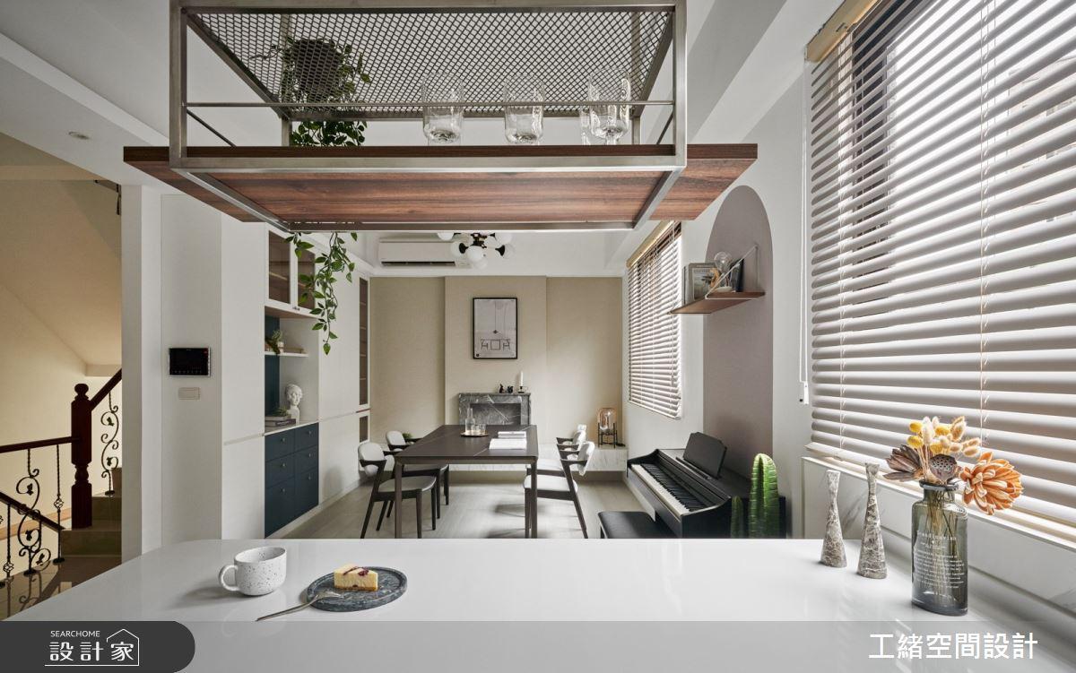 40坪新成屋(5年以下)_混搭風案例圖片_工緒空間設計_工緒_17之11