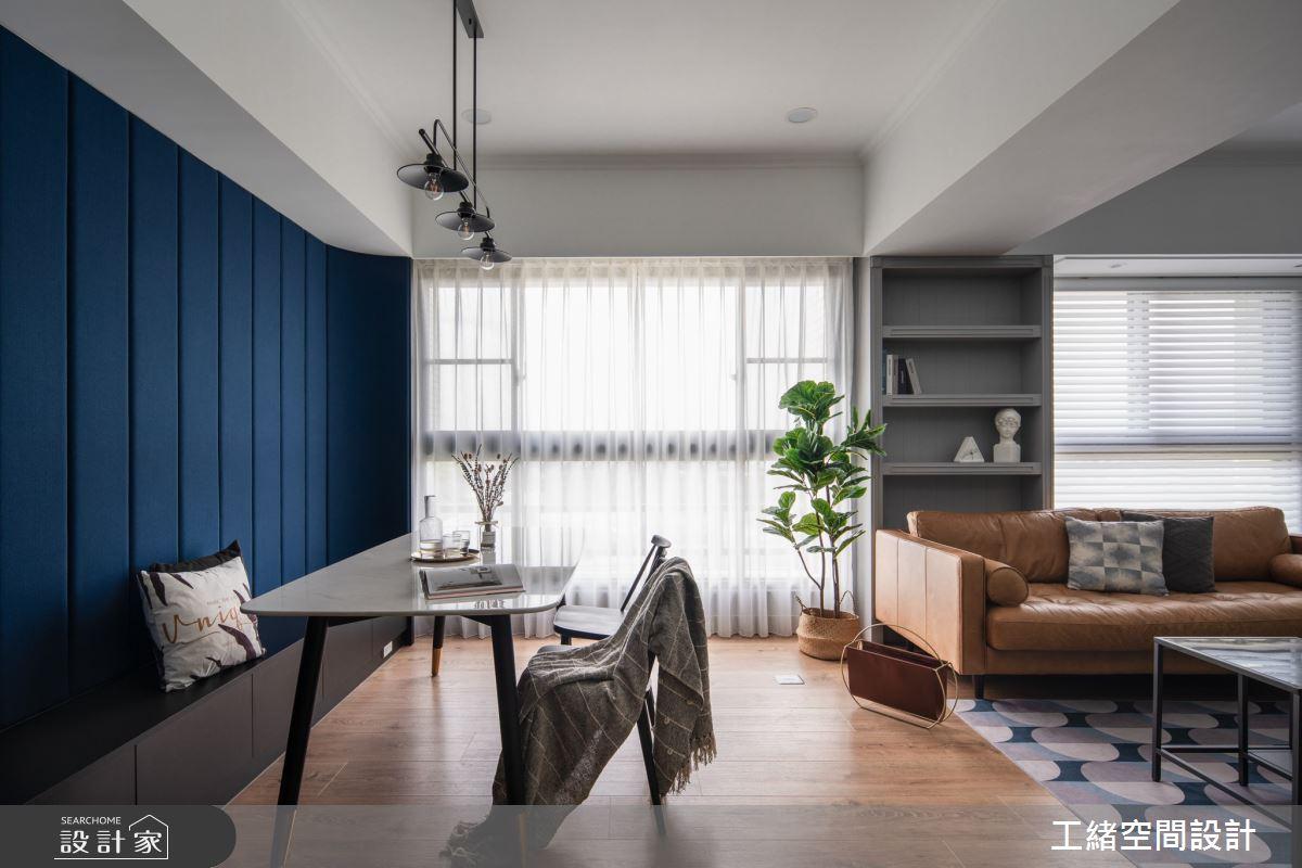 25坪新成屋(5年以下)_美式風案例圖片_工緒空間設計_工緒_14之4