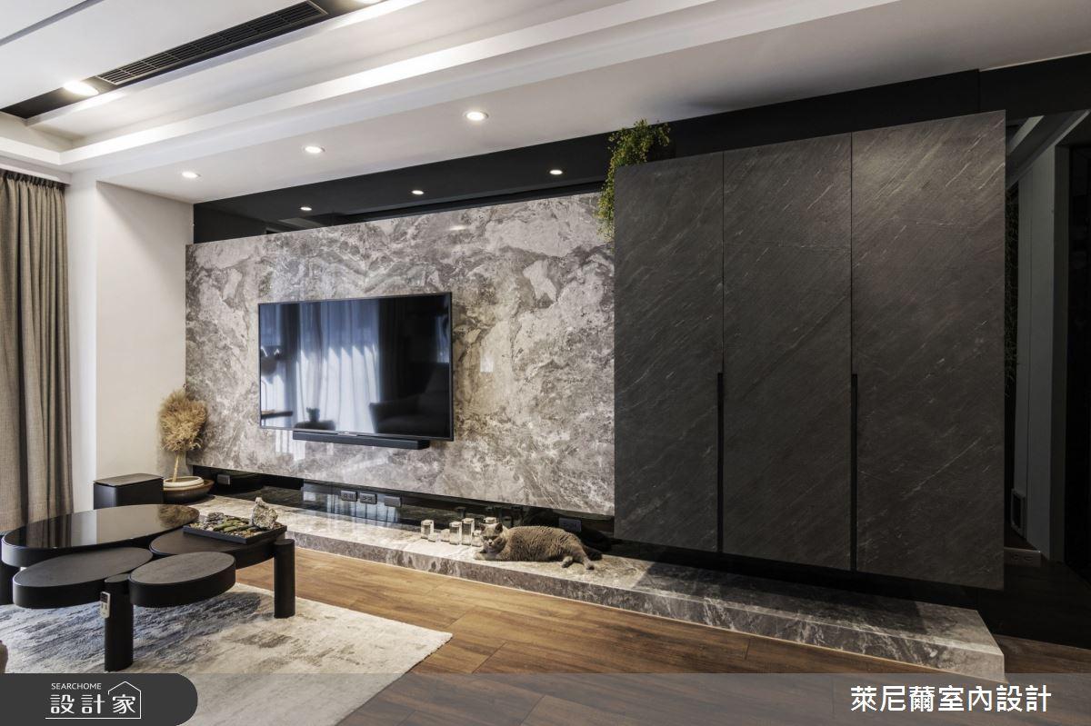 24坪新成屋(5年以下)_現代風案例圖片_萊尼薾室內設計有限公司_萊尼薾_07之3
