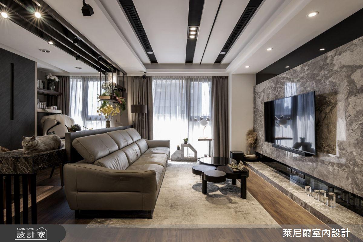 24坪新成屋(5年以下)_現代風案例圖片_萊尼薾室內設計有限公司_萊尼薾_07之4