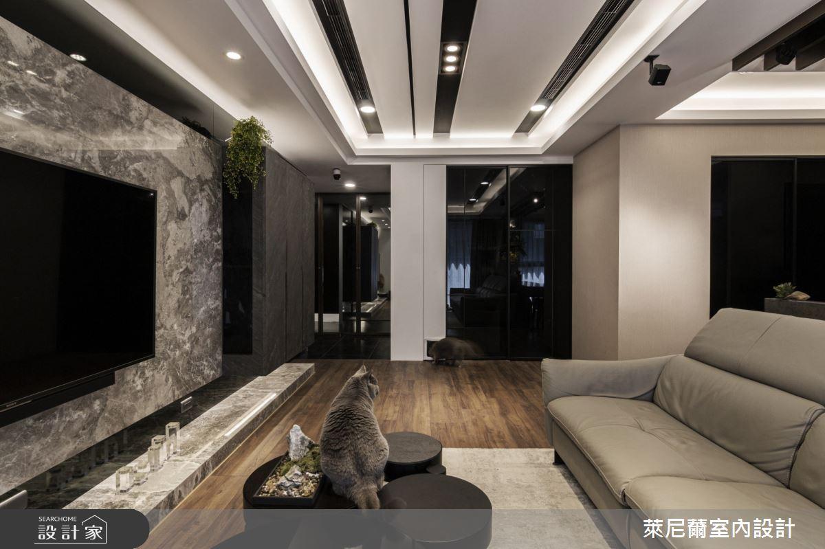 24坪新成屋(5年以下)_現代風案例圖片_萊尼薾室內設計有限公司_萊尼薾_07之6