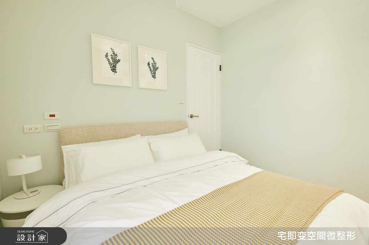 新成屋(5年以下)_木質風臥室案例圖片_宅即變空間微整型_宅即變_07之10