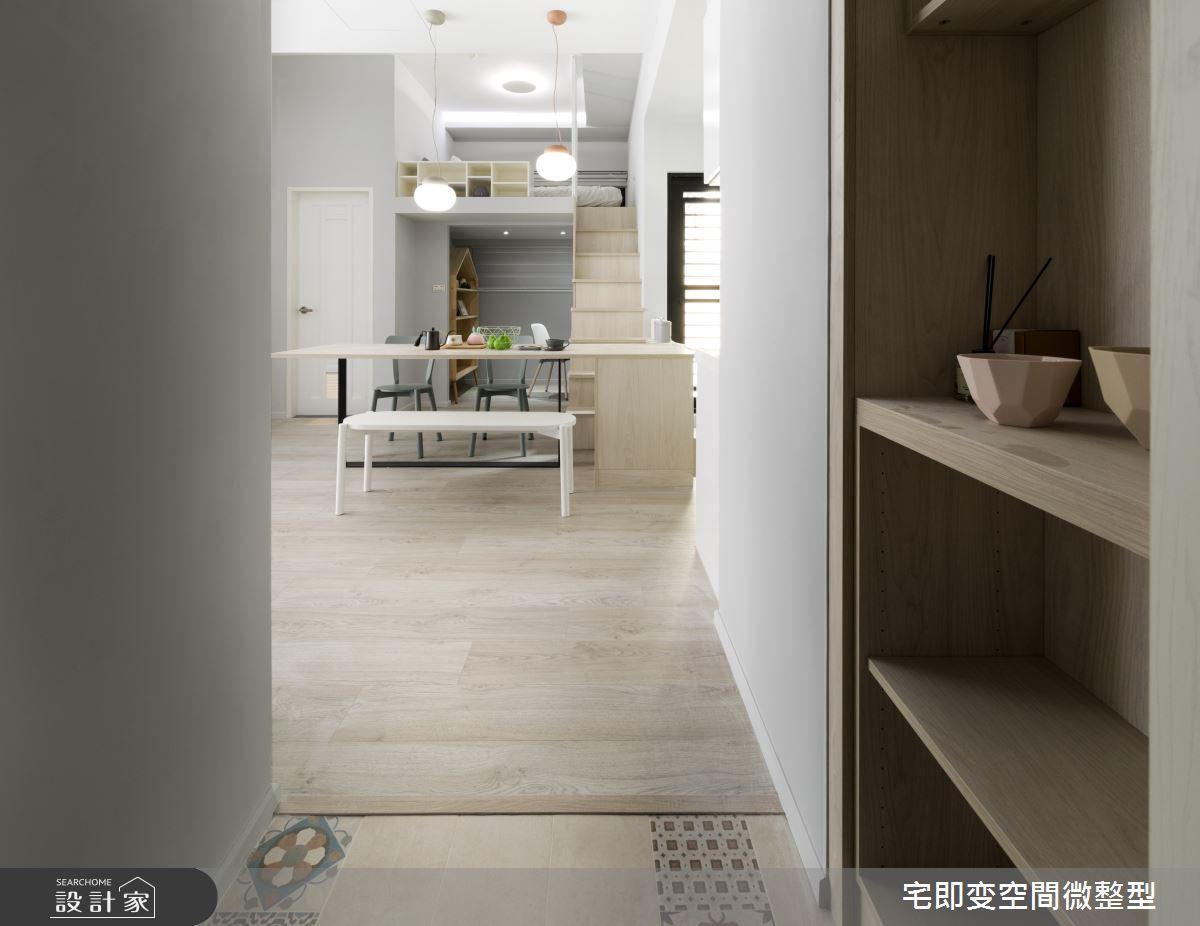 新成屋(5年以下)_北歐風玄關案例圖片_宅即變空間微整型_宅即變_16之2