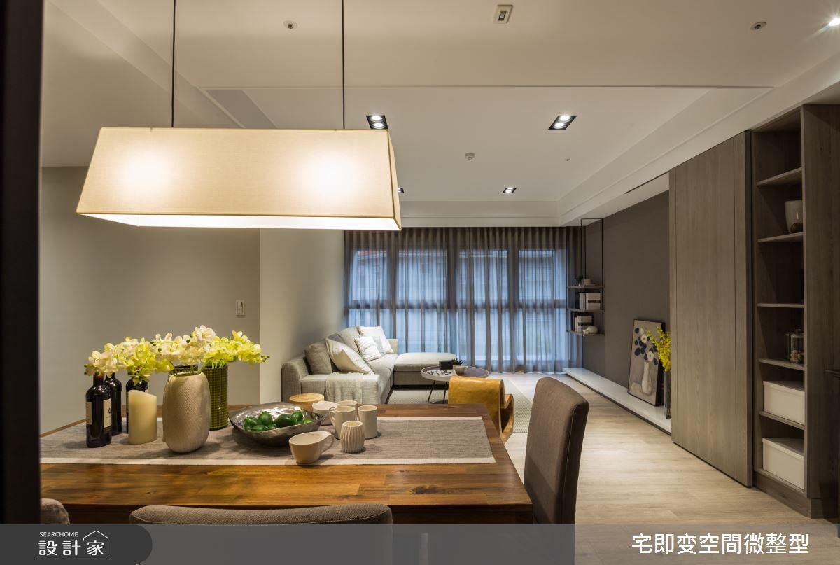 新成屋(5年以下)_人文禪風餐廳案例圖片_宅即變空間微整型_宅即變_20之2