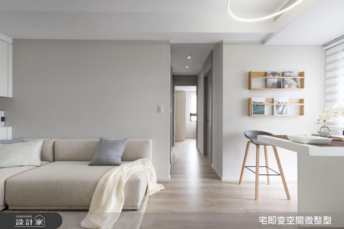 30坪新成屋(5年以下)_人文木質風餐廳案例圖片_宅即變空間微整型_宅即變_36之7