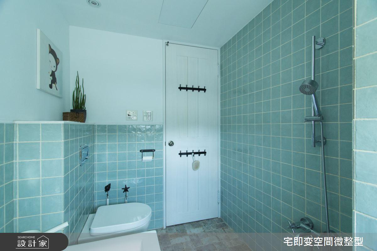 39坪中古屋(5~15年)_美式風浴室案例圖片_宅即變空間微整型_宅即變_38之17
