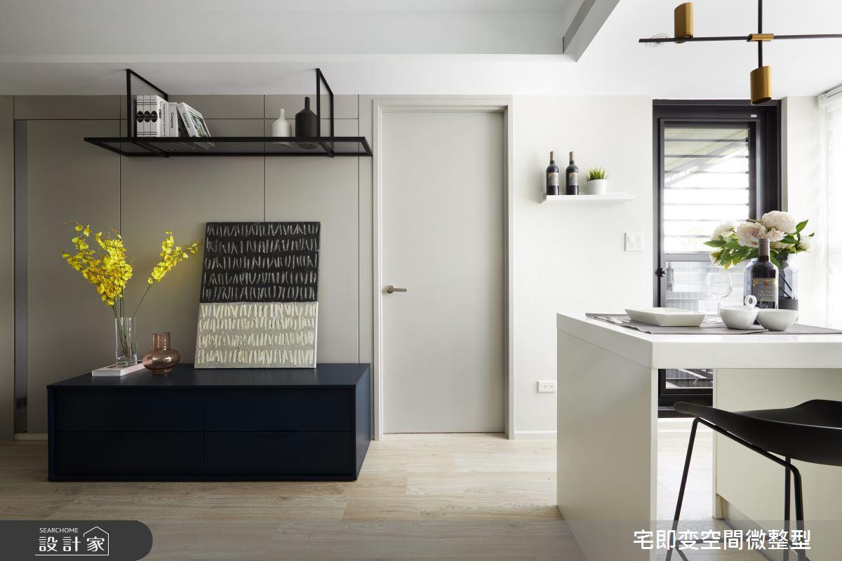31坪新成屋(5年以下)_現代風案例圖片_宅即變空間微整型_宅即變_40之8