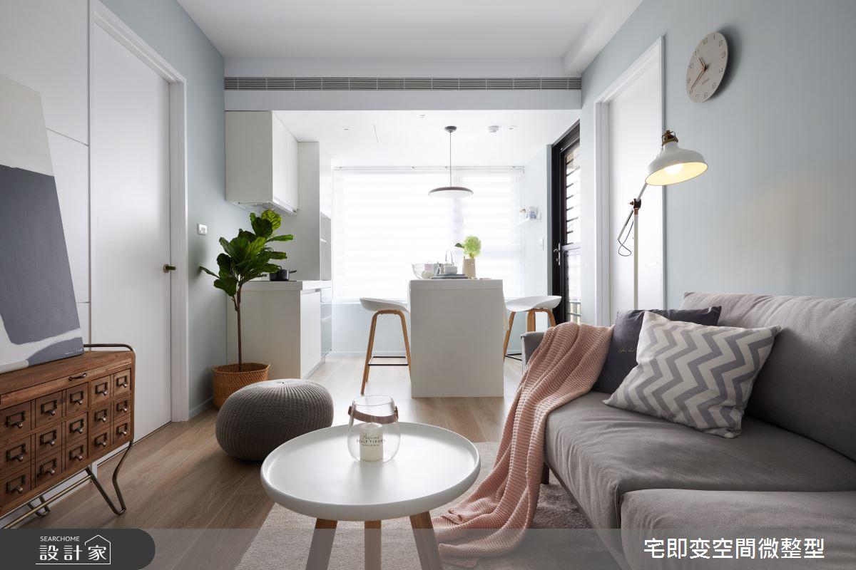 23坪新成屋(5年以下)_北歐風案例圖片_宅即變空間微整型_宅即變_41之2