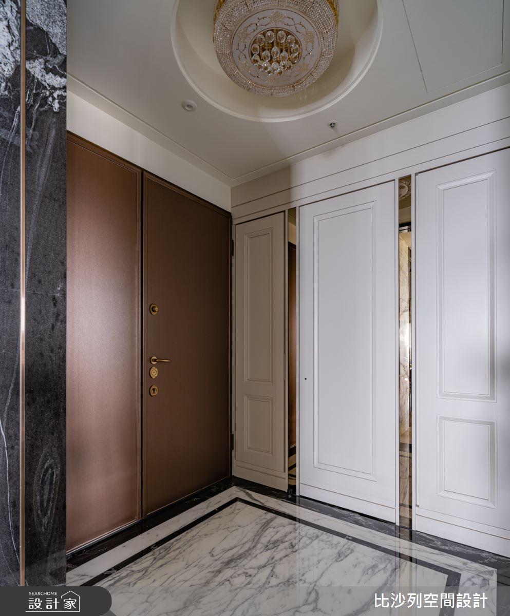 130坪新成屋(5年以下)_新古典案例圖片_比沙列空間設計_比沙列_05之1