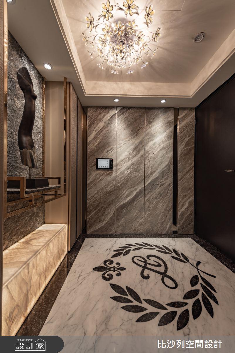 60坪新成屋(5年以下)_奢華風案例圖片_比沙列空間設計_比沙列_11之1