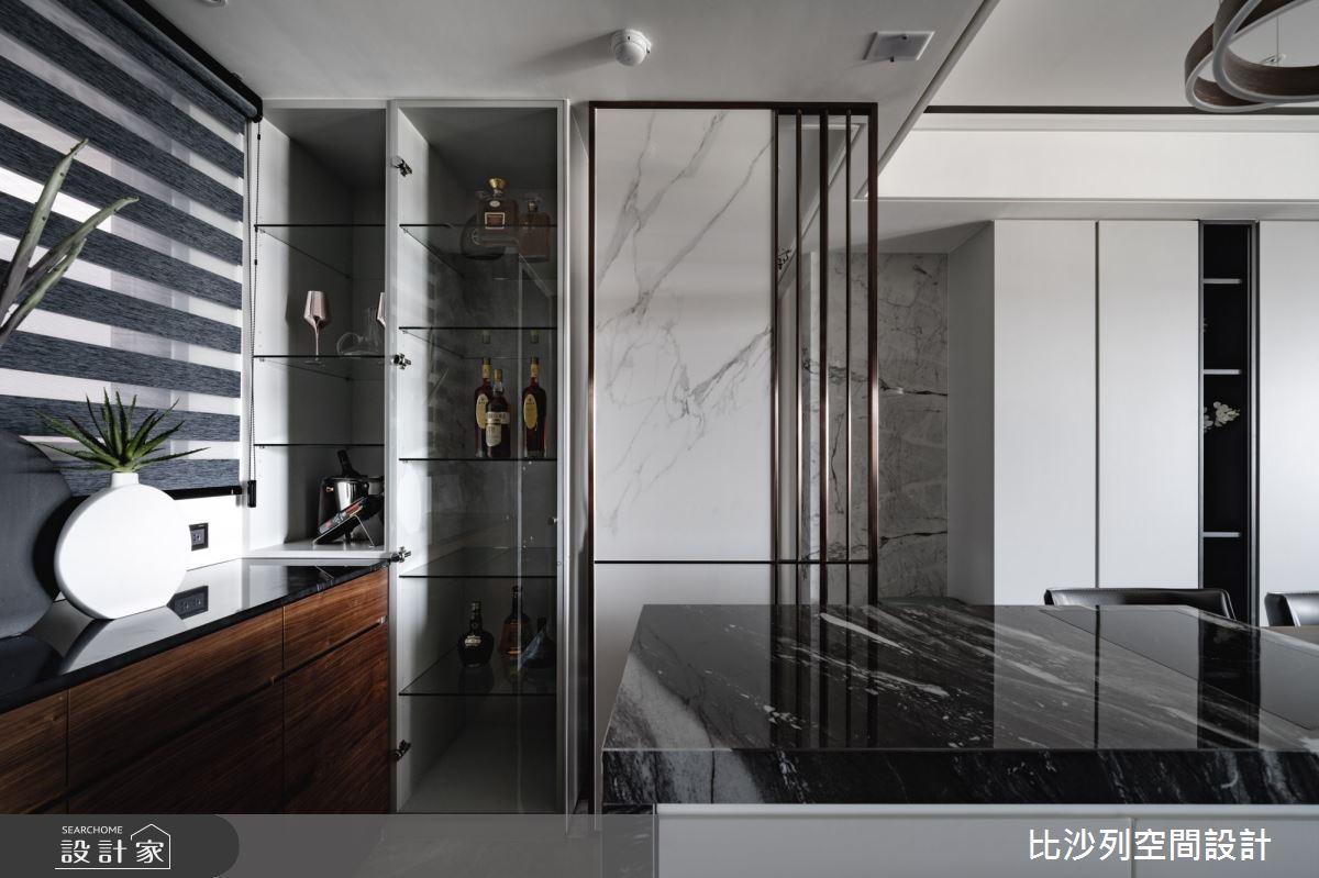 60坪預售屋_混搭風案例圖片_比沙列空間設計_比沙列_17之6