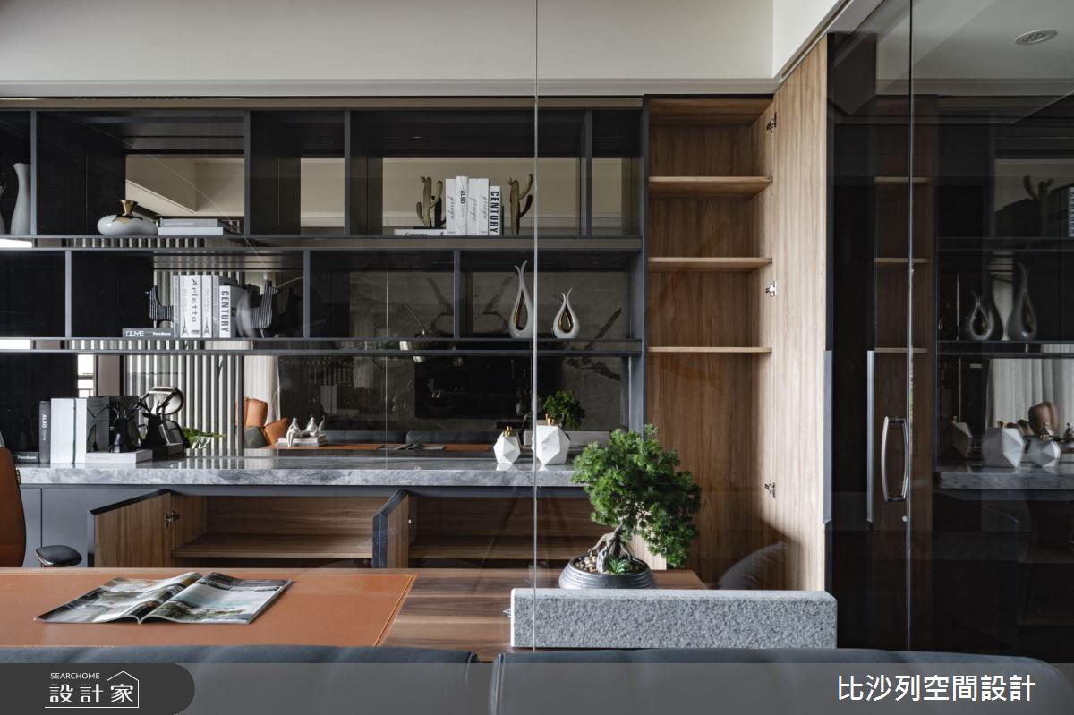 60坪預售屋_混搭風案例圖片_比沙列空間設計_比沙列_17之15