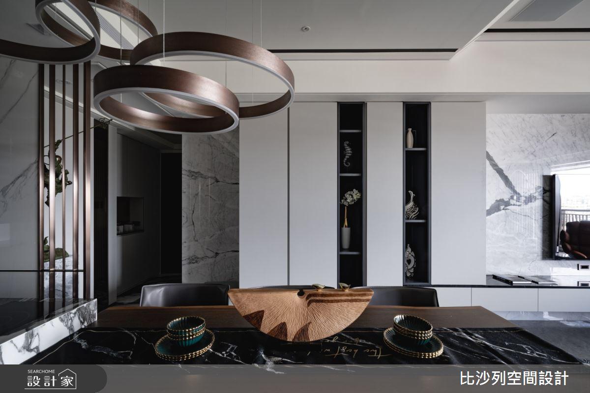 60坪預售屋_混搭風案例圖片_比沙列空間設計_比沙列_17之8