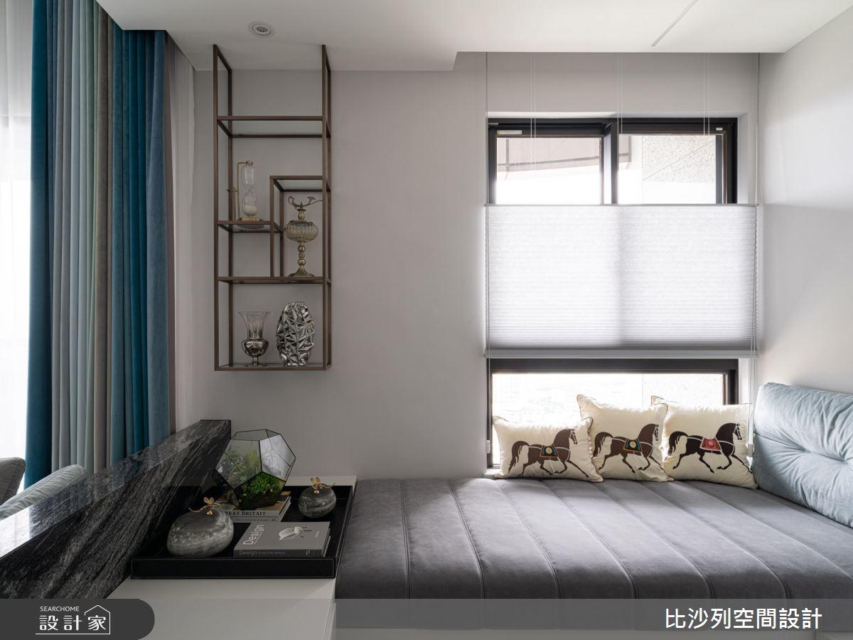 60坪預售屋_混搭風案例圖片_比沙列空間設計_比沙列_18之16