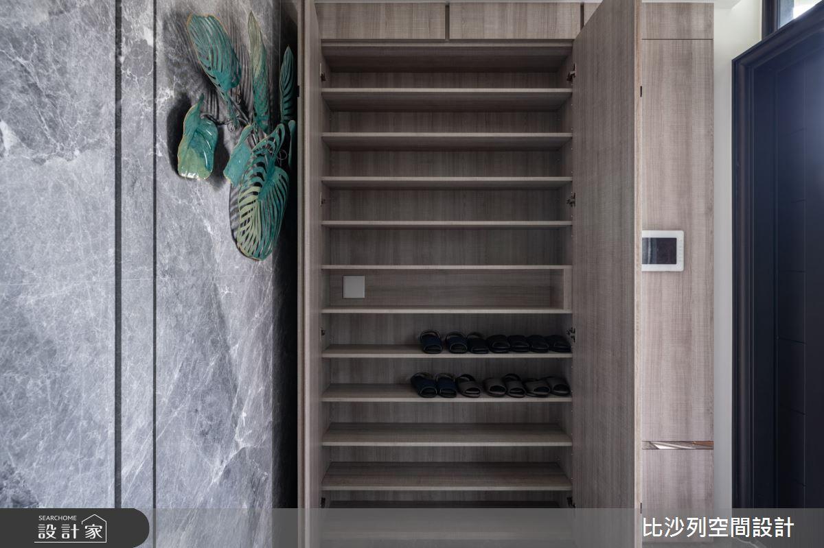 80坪新成屋(5年以下)_現代風案例圖片_比沙列空間設計_比沙列_20之2