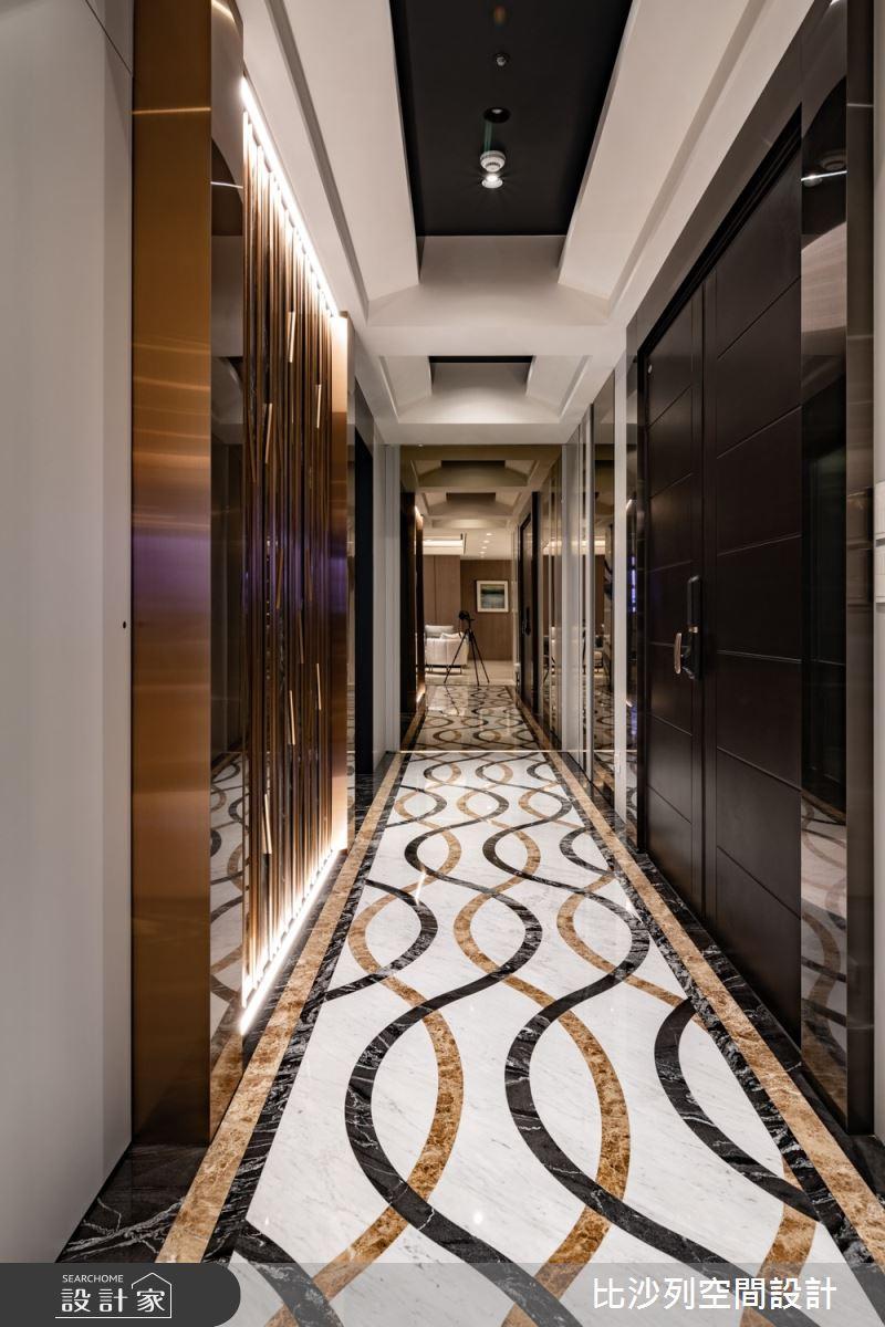 160坪中古屋(5~15年)_奢華風案例圖片_比沙列空間設計_比沙列_26之1