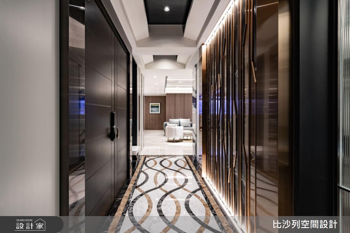 160坪中古屋(5~15年)_奢華風案例圖片_比沙列空間設計_比沙列_26之2
