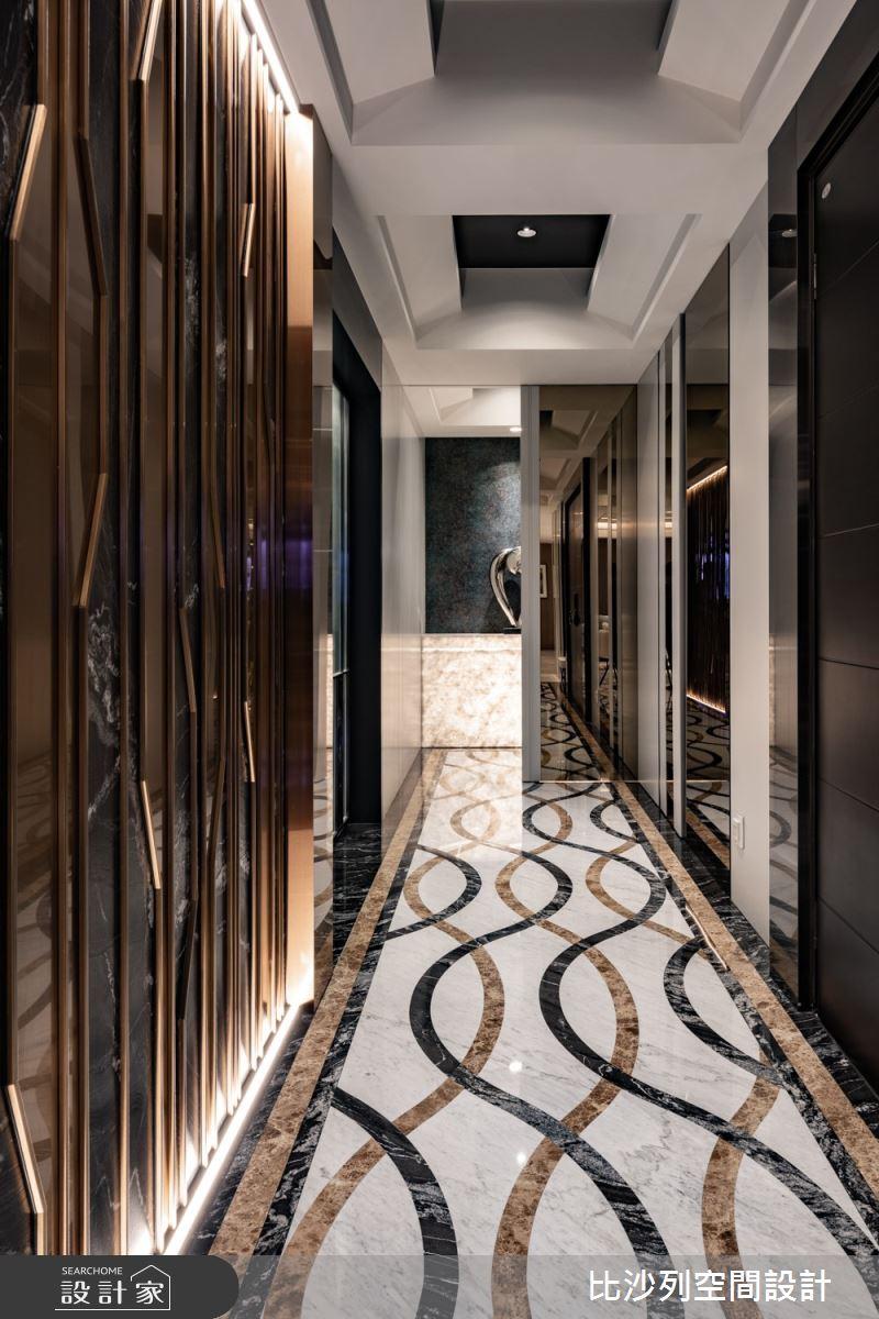 160坪中古屋(5~15年)_奢華風案例圖片_比沙列空間設計_比沙列_26之4