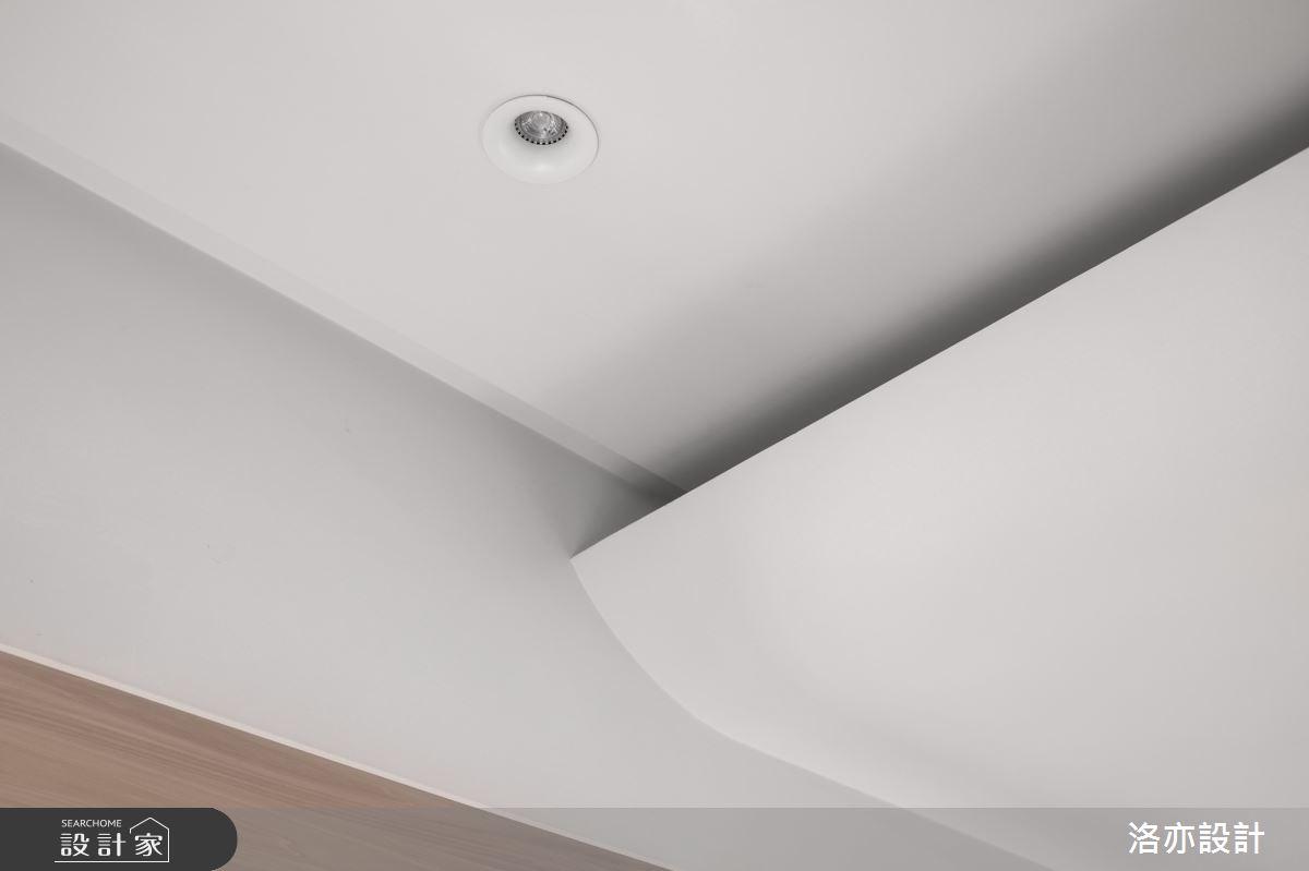 23坪新成屋(5年以下)_簡約風客廳案例圖片_洛亦設計 luò yì Interior Design_洛亦_05之16
