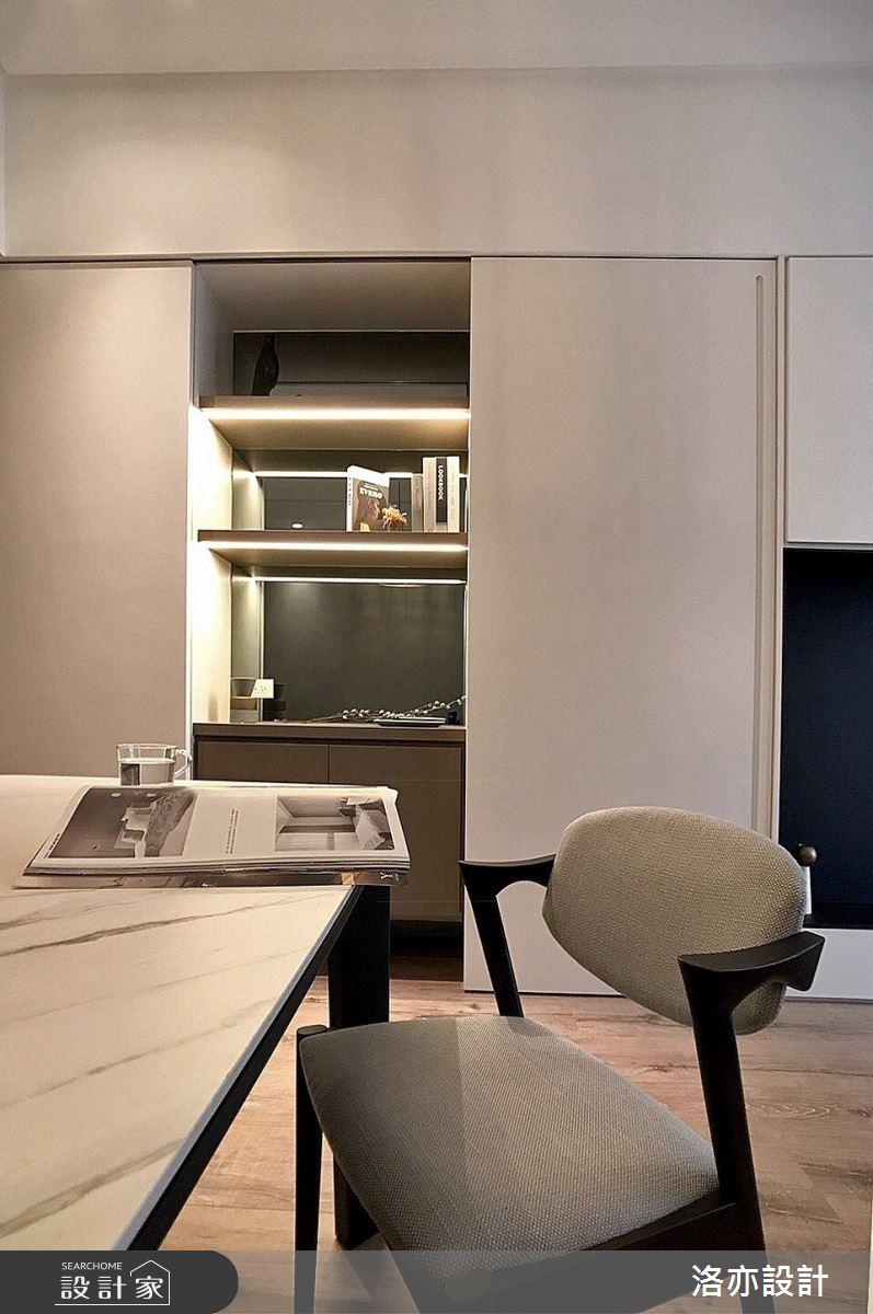 20坪新成屋(5年以下)_簡約風餐廳案例圖片_洛亦設計 luò yì Interior Design_洛亦_09之4