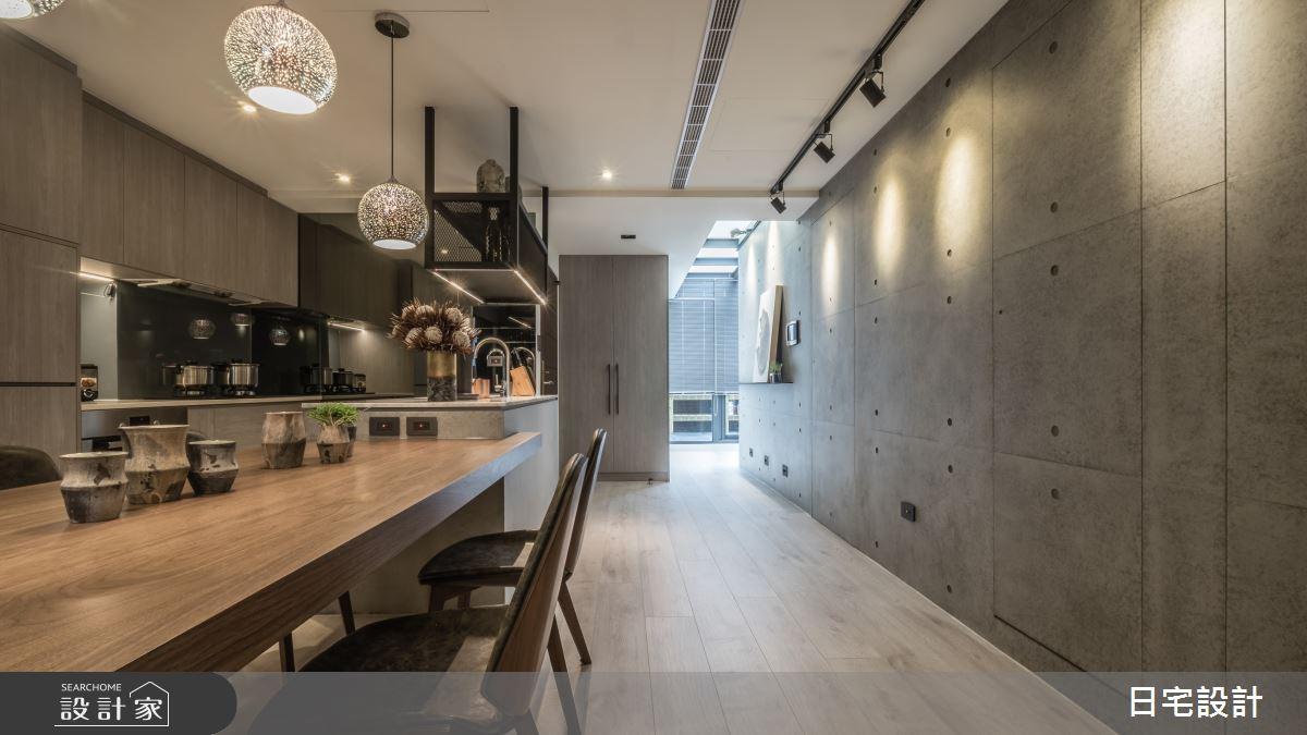 33坪新成屋(5年以下)_現代風案例圖片_日宅設計_日宅_02之3