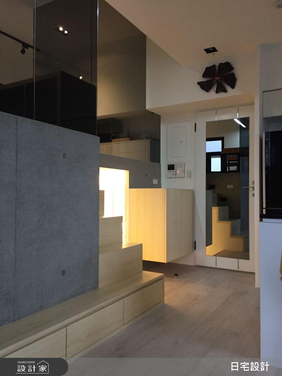 17坪新成屋(5年以下)_北歐風案例圖片_日宅設計_日宅_06之4