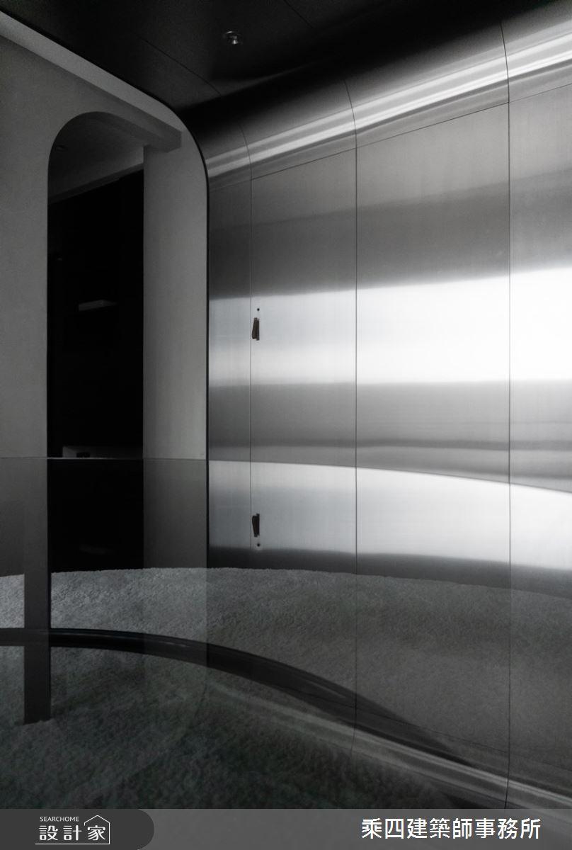 37坪新成屋(5年以下)_現代風玄關案例圖片_乘四建築師事務所_乘四_42之3