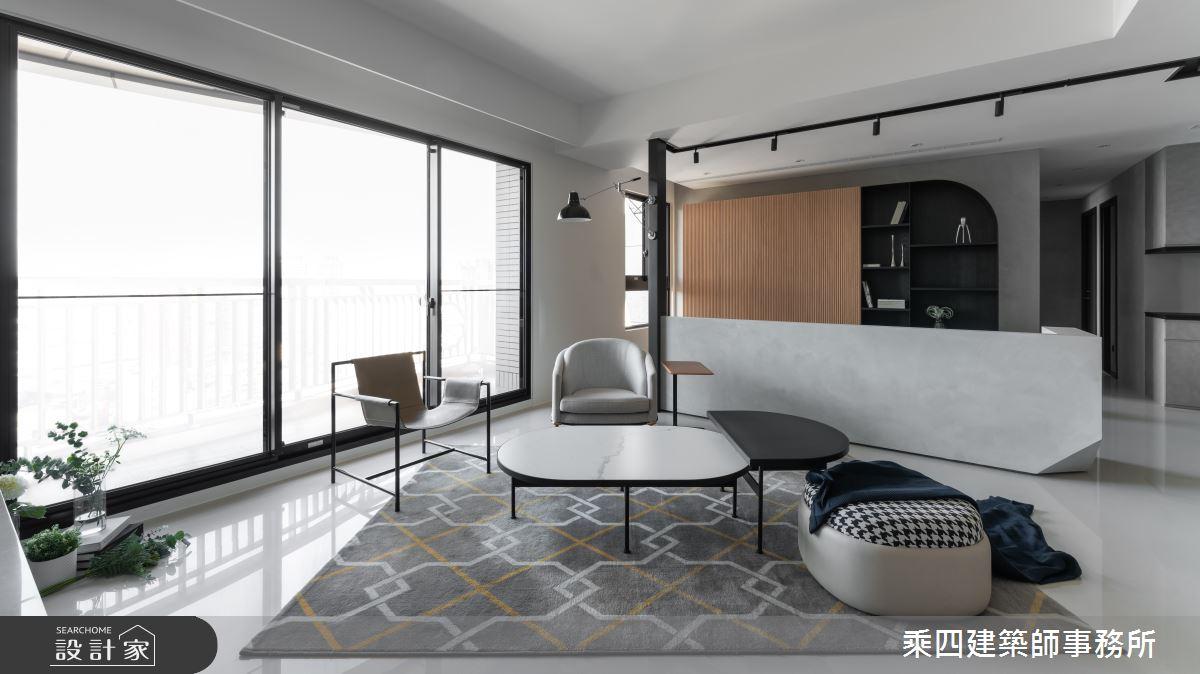 新成屋(5年以下)_現代風案例圖片_乘四建築師事務所_乘四_43之2