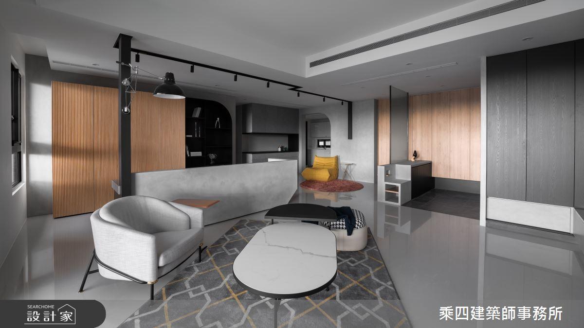 新成屋(5年以下)_現代風案例圖片_乘四建築師事務所_乘四_43之4