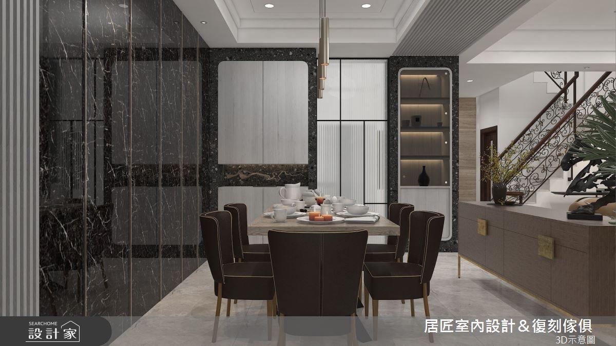 115坪新成屋(5年以下)_現代風案例圖片_居匠室內設計&復刻傢俱_居匠_28之3