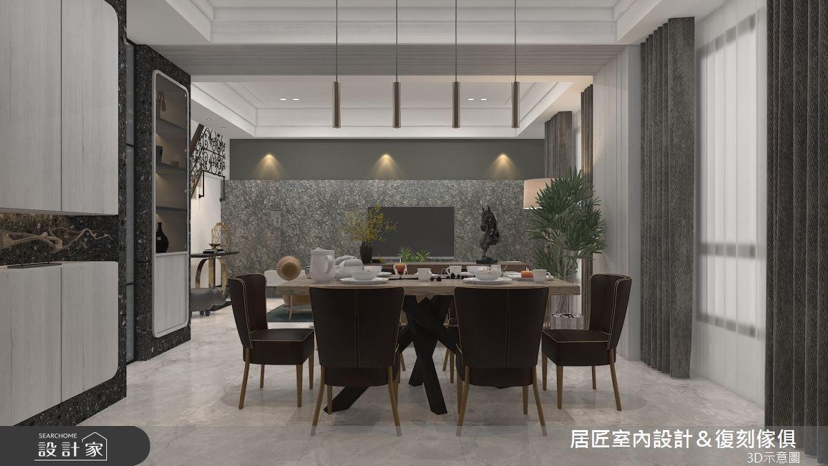 115坪新成屋(5年以下)_現代風案例圖片_居匠室內設計&復刻傢俱_居匠_28之4