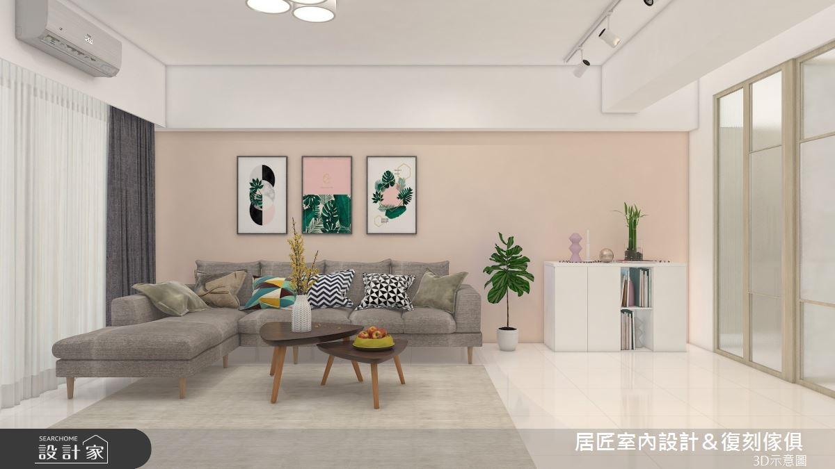 25坪_北歐風案例圖片_居匠室內設計&復刻傢俱_居匠_32之4