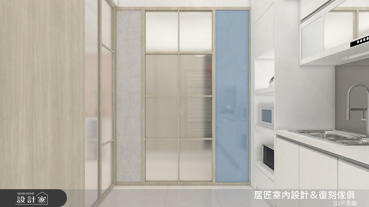 25坪_北歐風案例圖片_居匠室內設計&復刻傢俱_居匠_32之9