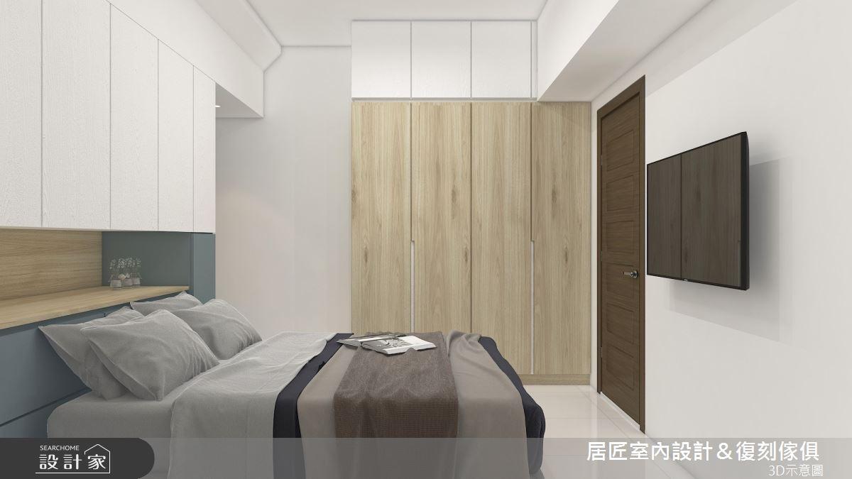 25坪_北歐風案例圖片_居匠室內設計&復刻傢俱_居匠_32之11