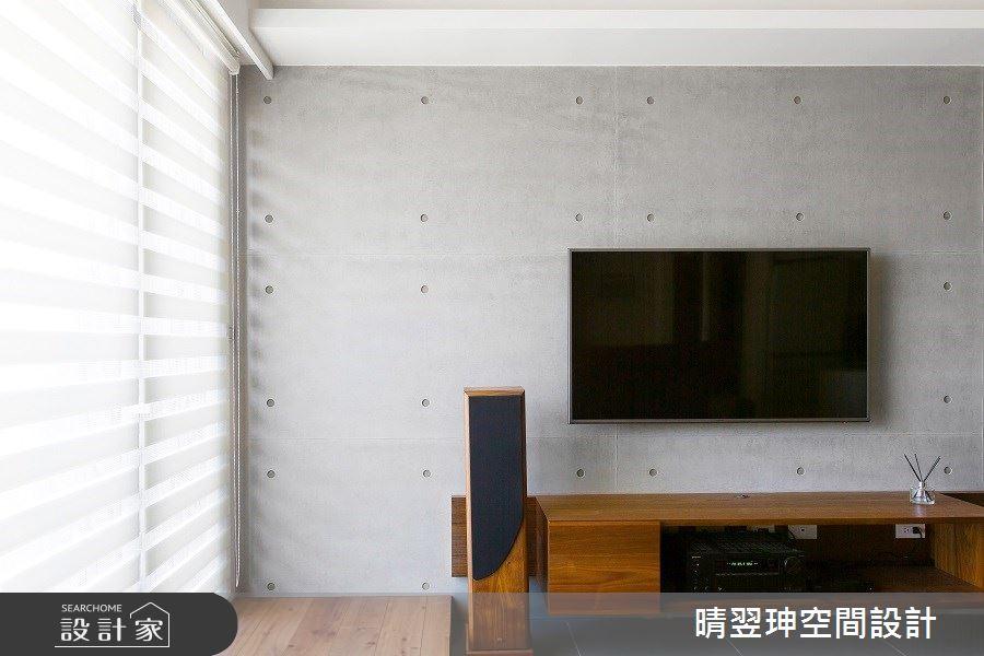 新成屋(5年以下)_日式無印風客廳案例圖片_晴翌珅空間設計_晴翌珅_01之3
