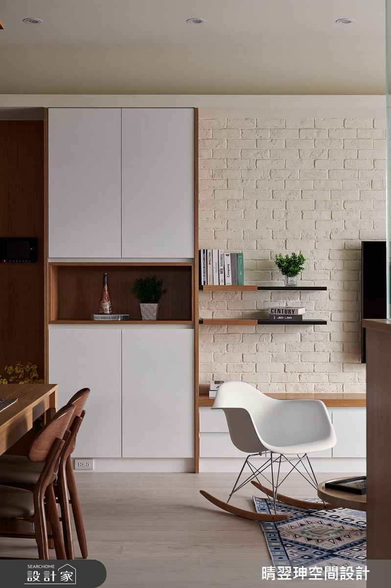 新成屋(5年以下)_北歐風客廳案例圖片_晴翌珅空間設計_晴翌珅_05之3