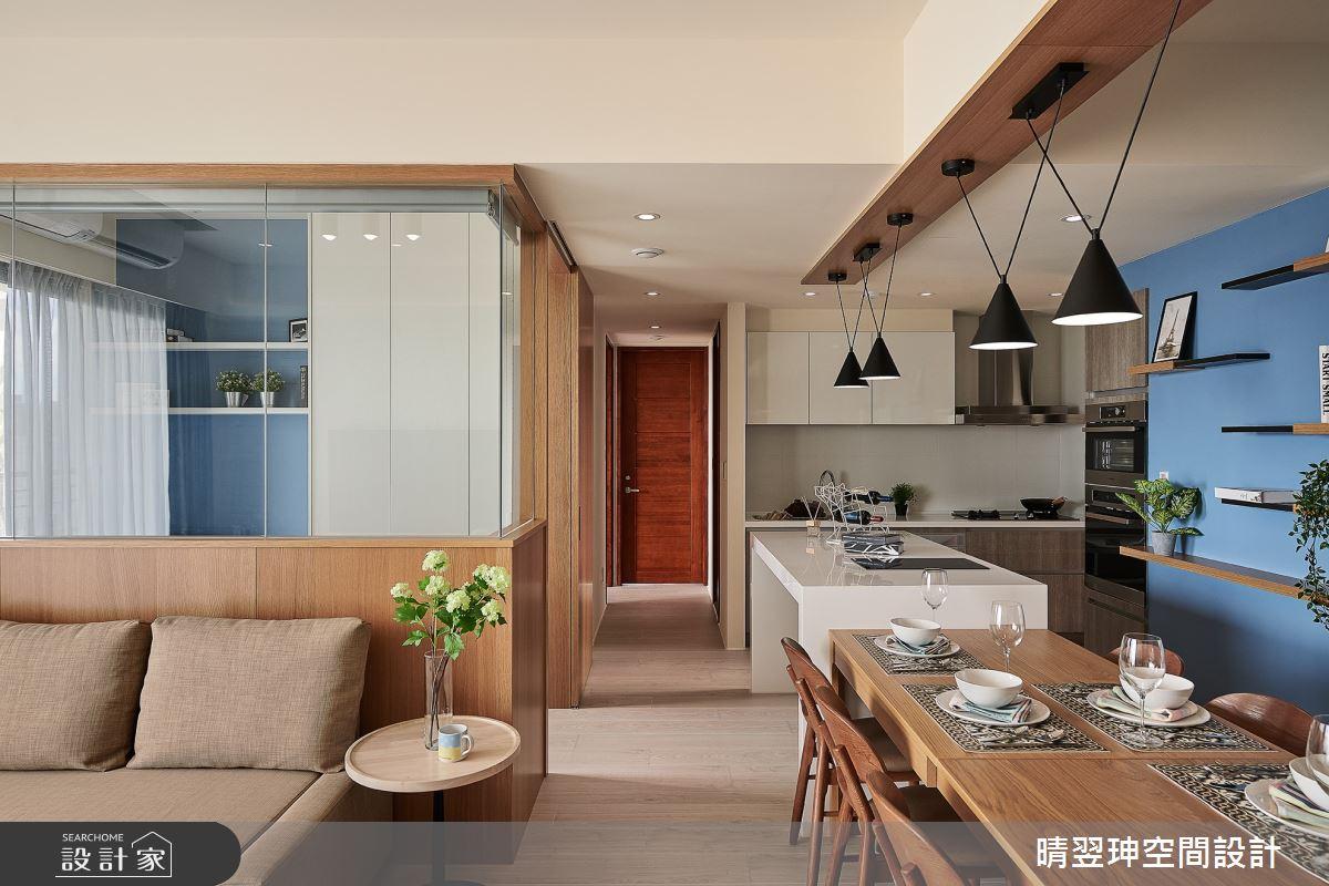 新成屋(5年以下)_北歐風案例圖片_晴翌珅空間設計_晴翌珅_05之4