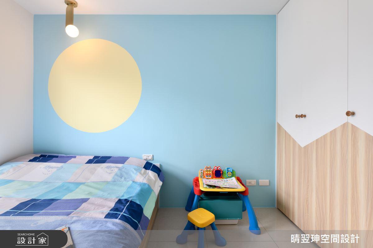 23坪新成屋(5年以下)_北歐風案例圖片_晴翌珅空間設計_晴翌珅_09之14