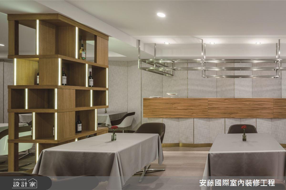 156坪老屋(50年以上)_現代風商業空間案例圖片_安藤國際室內裝修工程有限公司_安藤_04之4