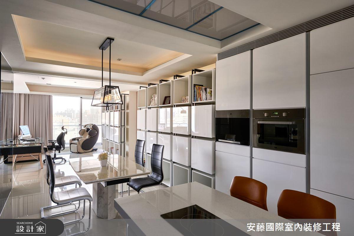 新成屋(5年以下)_現代風餐廳案例圖片_安藤國際室內裝修工程有限公司_安藤_11之6