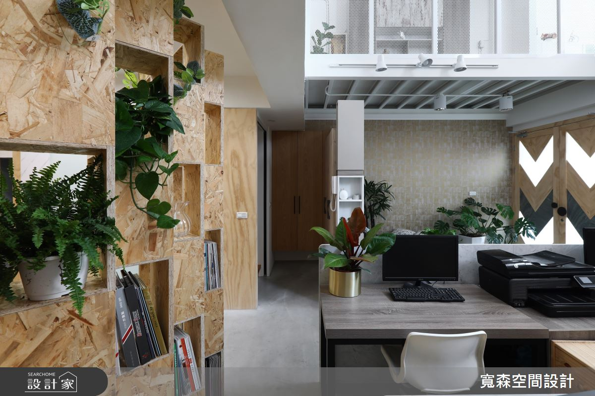 30坪老屋(16~30年)_混搭風商業空間案例圖片_寬森空間設計有限公司_寬森_02之4