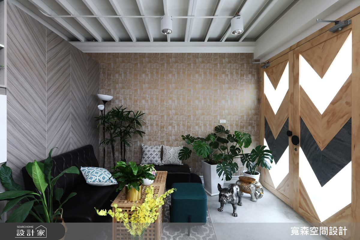 30坪老屋(16~30年)_混搭風商業空間案例圖片_寬森空間設計有限公司_寬森_02之3