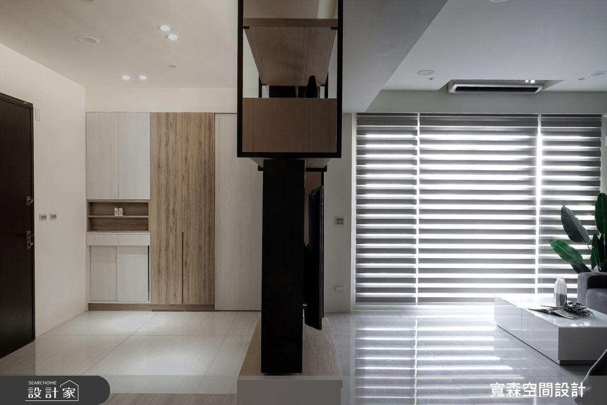 44坪新成屋(5年以下)_現代風案例圖片_寬森空間設計有限公司_寬森_13之2