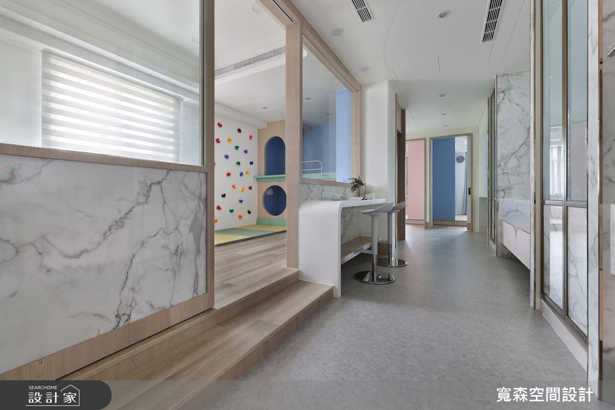 40坪老屋(31~40年)_混搭風案例圖片_寬森空間設計有限公司_寬森_夢幻島之2