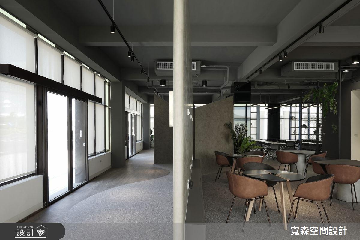 75坪老屋(16~30年)_工業風案例圖片_寬森空間設計有限公司_寬森_微灰調之4