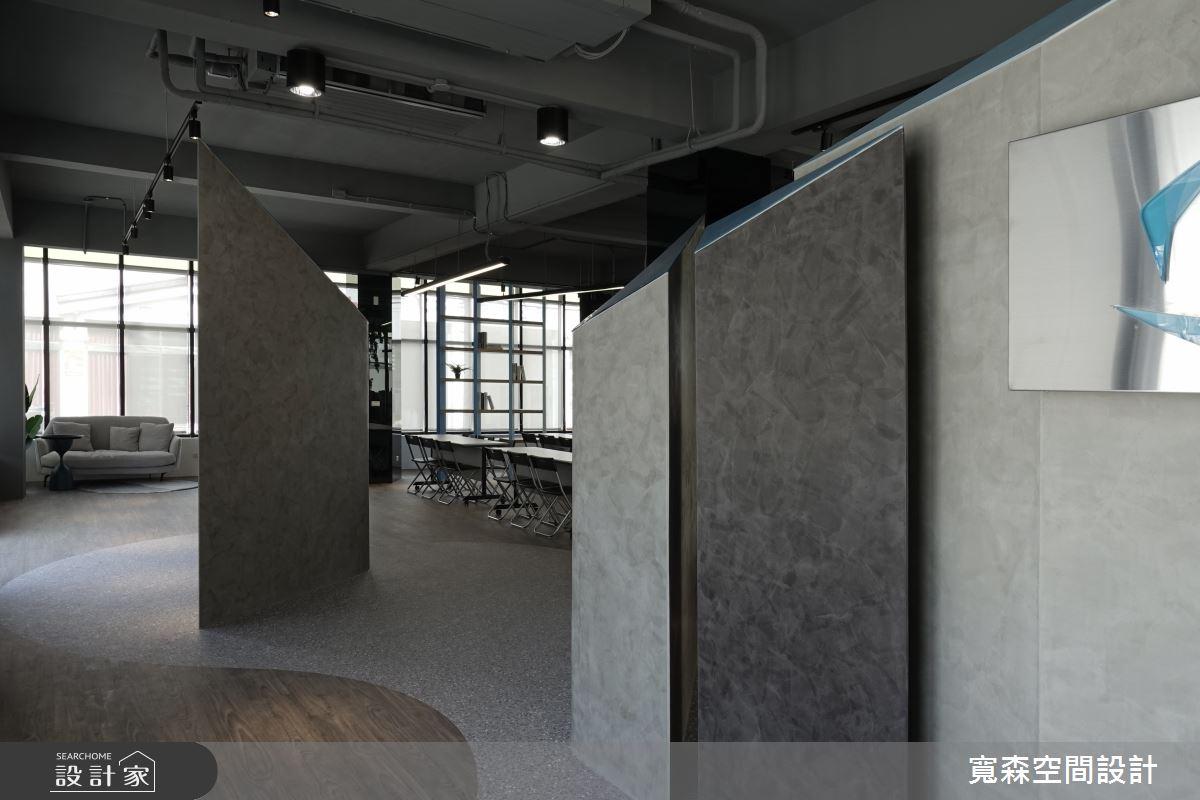 75坪老屋(16~30年)_工業風商業空間案例圖片_寬森空間設計有限公司_寬森_微灰調之7