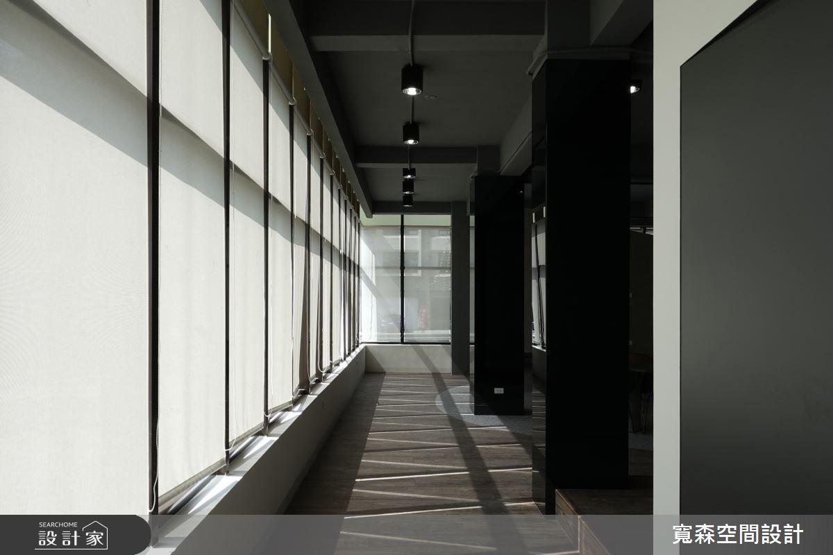 75坪老屋(16~30年)_工業風商業空間案例圖片_寬森空間設計有限公司_寬森_微灰調之9
