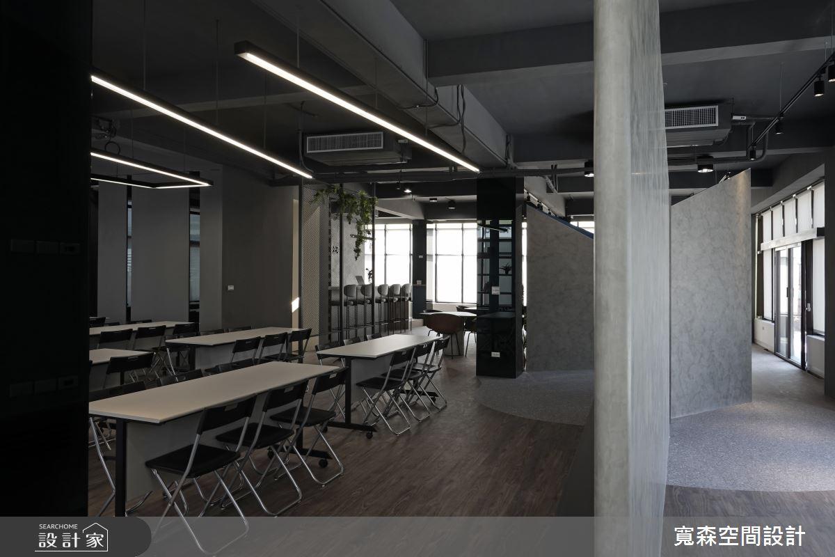 75坪老屋(16~30年)_工業風商業空間案例圖片_寬森空間設計有限公司_寬森_微灰調之11